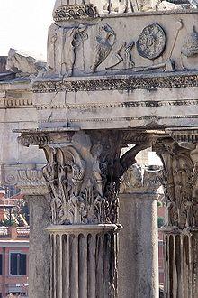Tempio Di Vespasiano Wikipedia