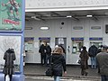 Vestibule of Rechnoy Vokzal station, ticket office (Вестибюль станции Речной Вокзал, кассы) (4472273575).jpg
