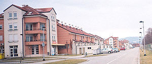 Veternik - New buildings in Lipov Gaj, Veternik