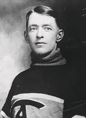 Georges Vézina - Georges Vézina c. 1919–21. He led the Canadiens to their first two Stanley Cup championships.