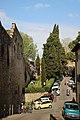 Via del belvedere , veduta verso via dei bastioni e porta san miniato, 02.jpg