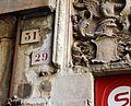 Via di canneto il lungo 29r, giovanni gagini, san giorgio che uccide il drago, xv secolo, 02.jpg