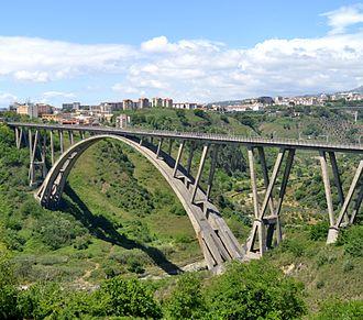 Catanzaro -  Ponte Morandi