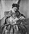 Victoria with baby Wilhelm 1859.jpg