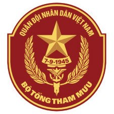 Vietnam People%27s Army General Staff insignia
