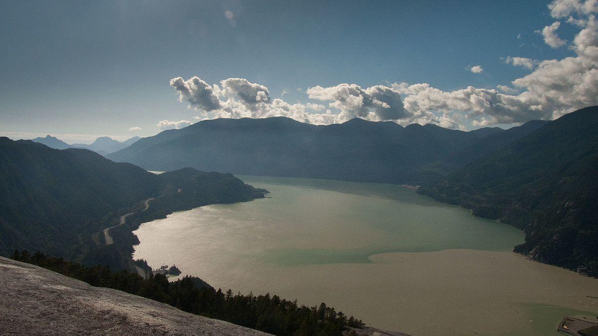 Howe Island Vancouver