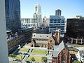 View north from Council House, Perth 01 (E37@OpenHousePerth2014).JPG