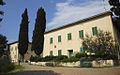 Villa Strozzi Stables - West Facade - Overview.jpg