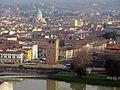 Villa la vedetta, vista 06 torre della zecca, sinagoga.JPG