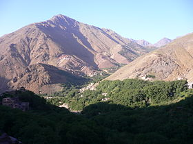 Image illustrative de l'article Parc national de Toubkal