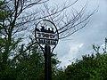 Village sign - geograph.org.uk - 432461.jpg