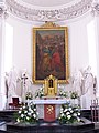 Vilnius - St. Peter and St. Paul's Church 03 - Altar.jpg