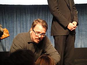 Vince Gilligan PaleyFest 2010
