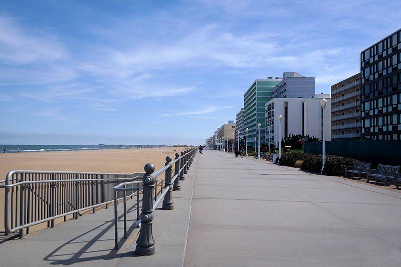 Virginia Beach Boardwalk K