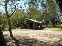 Visitors centre in Parque Nacional Chaco.JPG
