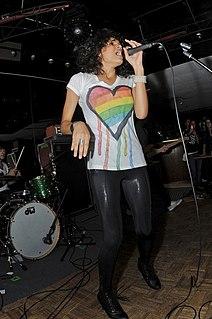 Vita Chambers singer