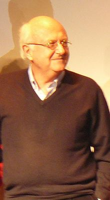 Description de l'image Vladimir Cosma, Romanian-French music score composer.jpg.