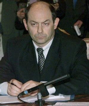 Vladimir Rushailo - Image: Vladimir Rushailo