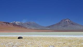 Aguas Calientes (volcano) Volcano