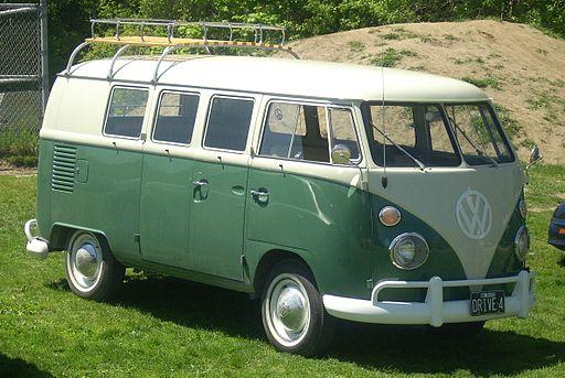 Volkswagen Bus (Hudson)