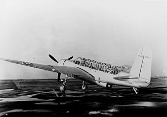 Consolidated TBY Sea Wolf - The Vought XTBU-1 in December 1941