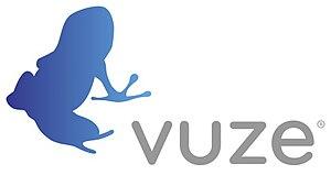 Vuze, Inc. - Image: Vuze logo