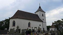 Vysoké Studnice Kostel Nejsvětější Trojice 2.JPG
