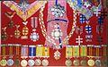 Vyznamenania SR 1939-1945 vystavovane zberateľom.jpg