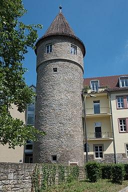 Zwinger in Würzburg