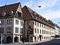 Würzburg - Bürgerspital zum Heiligen Geist.JPG