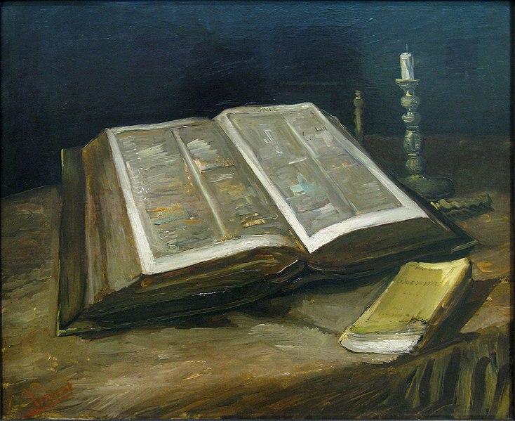 File:WLANL - artanonymous - Stilleven met bijbel.jpg