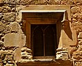 WLM14ES - Finestra, castell de les Sitges, Torrefeta i Florejacs. - Angela LLop.jpg