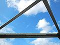 Waisenhornsteg Liesing Verstrebungen Brücke2.jpg