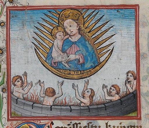 Waldburg-Gebetbuch 169 detail