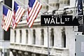 Wall Street Sign Close-up with American Flags (50849584006).jpg