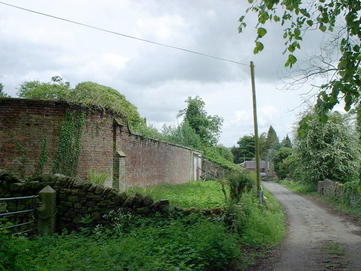 Walled garden - geograph.org.uk - 446469.jpg