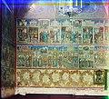Wallpainting over Church of St. John Chrysostom (Prokudin-Gorsky) 02.jpg