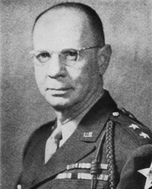 Battle of Heartbreak Crossroads - General Walter M. Robertson, commanding officer of the 2nd Infantry Division.