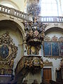 Wambierzyce - Basilica of the Visitation of Our Lady - pulpit.jpg