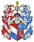 Wappen der K.D.St.V. Fredericia im CV zu Bamberg