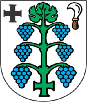 Trasadingen - Image: Wappen Trasadingen
