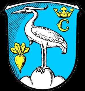 Wabern, Hesse - Image: Wappen Wabern (Hessen)