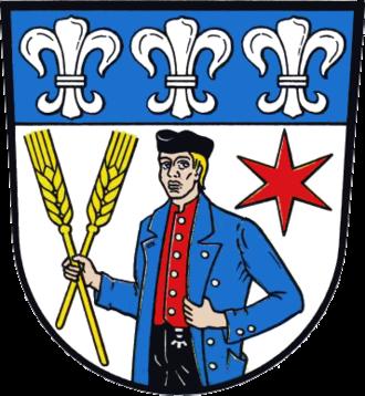 Pressig - Image: Wappen des Marktes Pressig