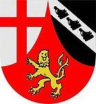 Das Wappen von Kirchen (Sieg)