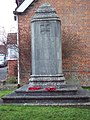 War Memorial, Hindon - geograph.org.uk - 300119.jpg