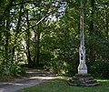 War memorial for the parish of Lynch - geograph.org.uk - 1499848.jpg