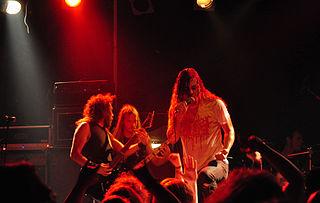 Warbringer American band
