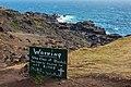 Warning Sign at Nakalele Point.jpg