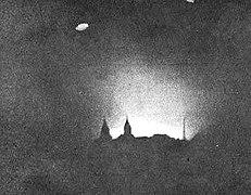 Warsaw Uprising - Parachutes over Warsaw.jpg