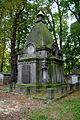 Warszawa Reduta Wolska - cmentarz prawosławny - kaplica grobowa.jpg